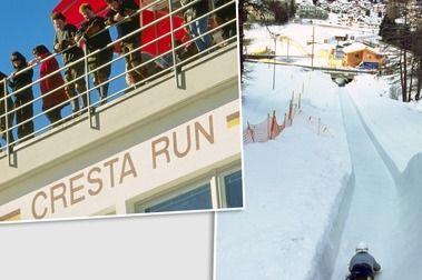 Las mujeres ya tienen permiso para tirarse por la Cresta Run de St. Moritz