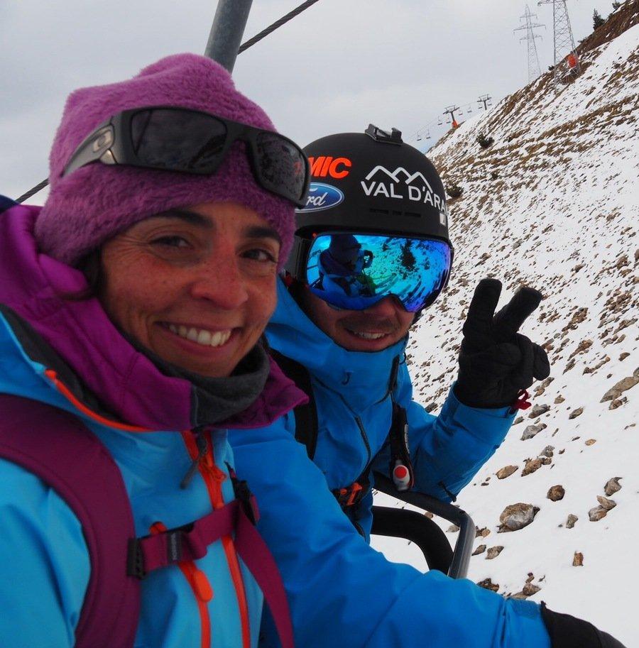Goretex Camp Aymar Navarro