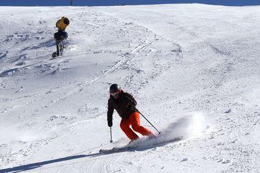 Sierra Nevada supera los 100 km en el World Snow Day