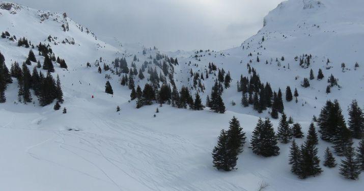 Fin de Año 2017. Chatel, festejos y esquí