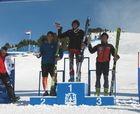 Resultados del CETDI en el XII Trofeo CAEI FIS