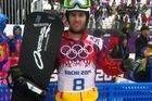 Diploma olímpico para Lucas Eguibar en Snowboard Cross