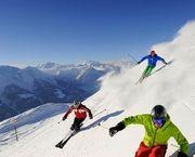 Aletsch Arena, esquiar en un patrimonio mundial de la Unesco