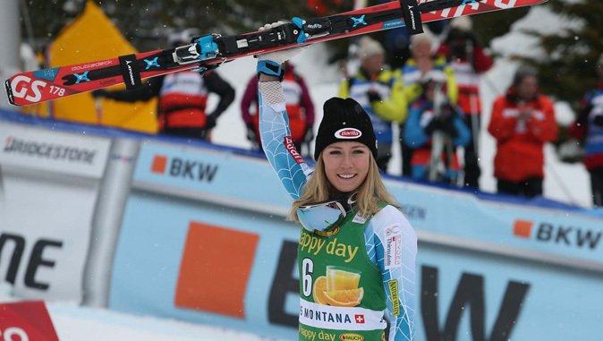 Mikaela Shiffrin: El regreso triunfal de la nueva estrella del esquí americano