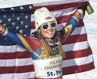 Hirscher gana el Gigante y Shiffrin el slalom de Saint Moritz