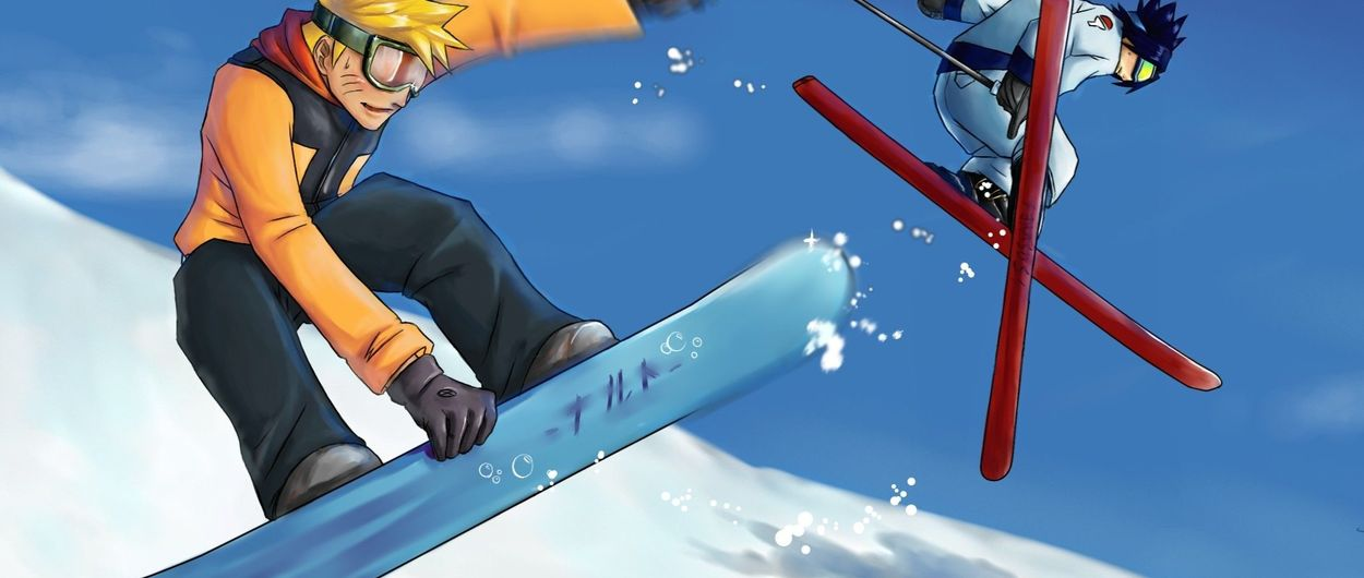 Esquí o snowboard. ¿Cuál es más fácil?
