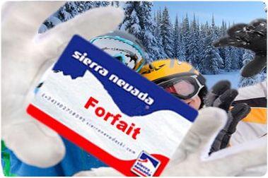 Forfait, pase, ticket, entrada, bono, abono, acceso,...