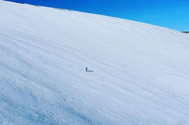 ¿Hay nieve? La realidad de un febrero primaveral.