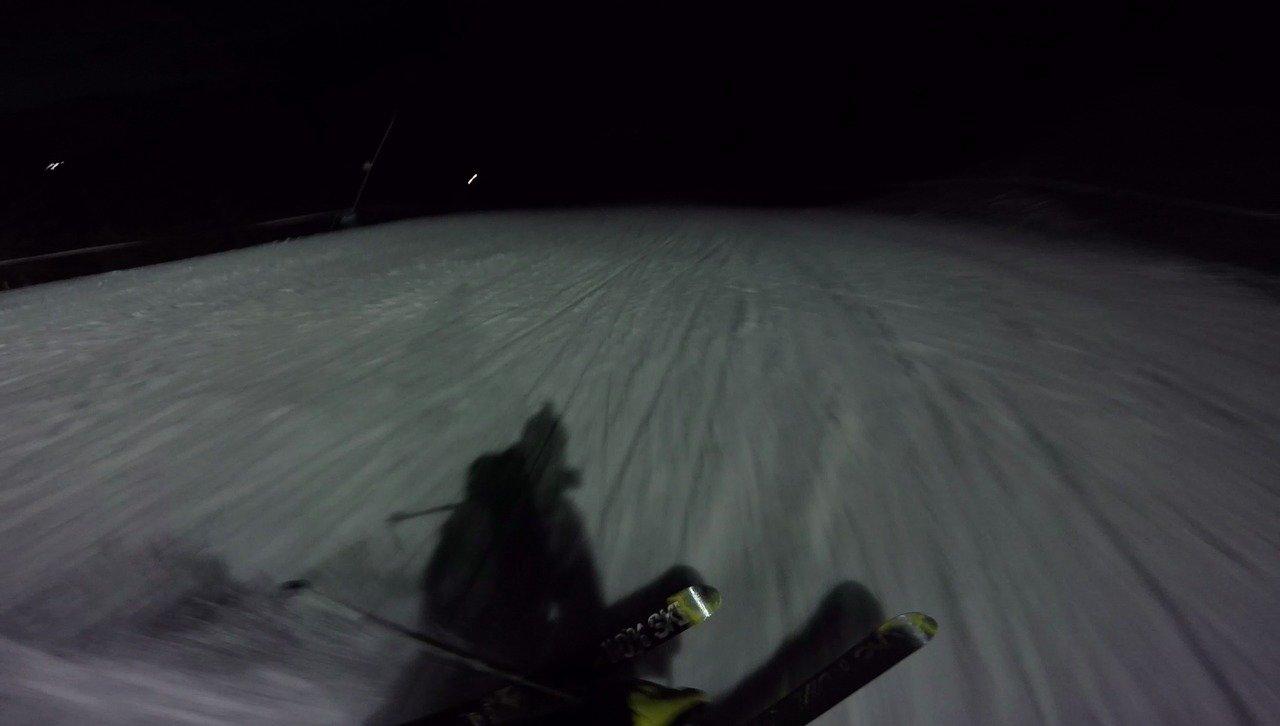 Esquiando por sensaciones