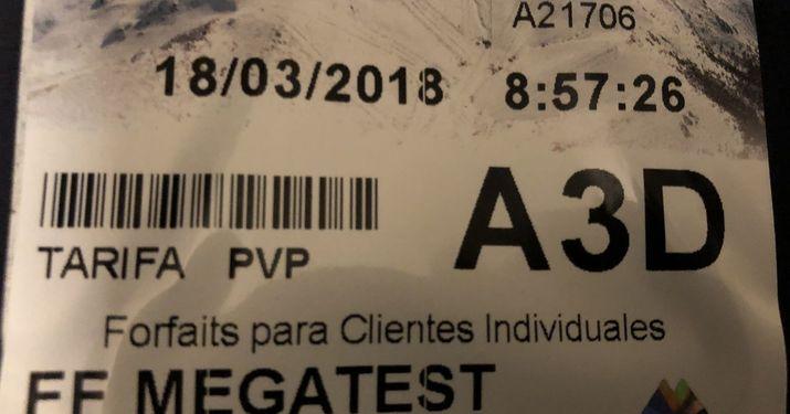 Megatest Patrick Sport 2018