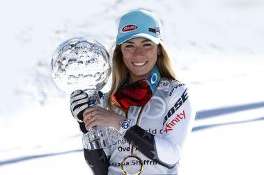 Mikaela Shiffrin bate el récord de Prize Money de la Copa del Mundo de esquí alpino
