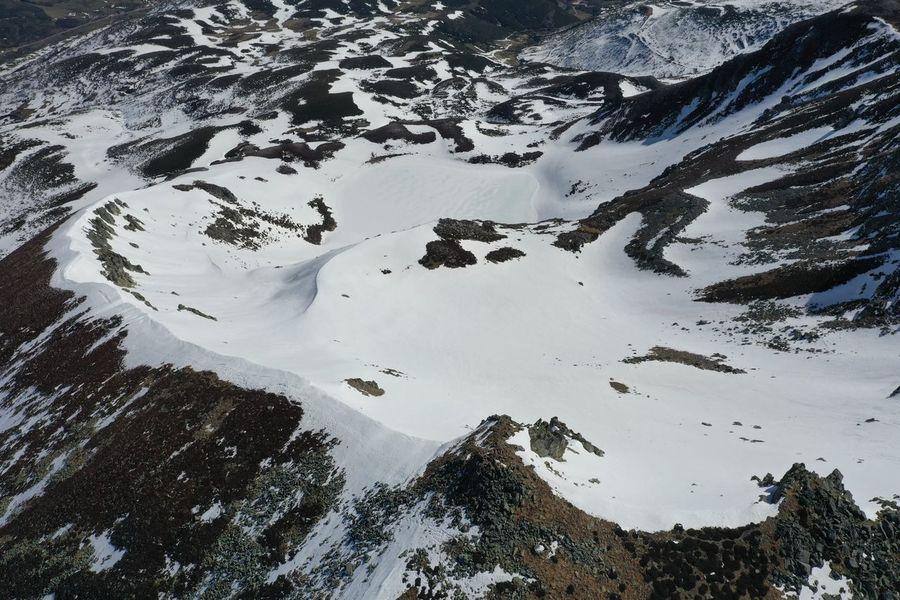 Lago Ausente - Pico Requejines