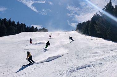 La última KDD de invierno, 2ªKdd Ferran&Pow