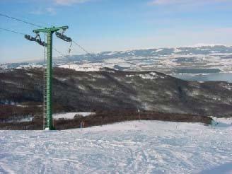 Centro de Esquí El Fraile