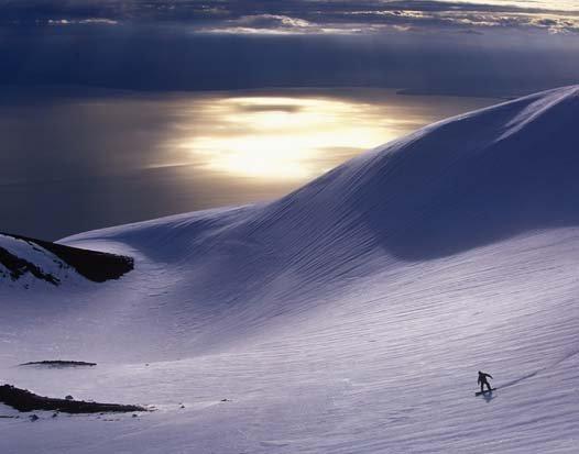 Centro de Esquí Volcán Osorno