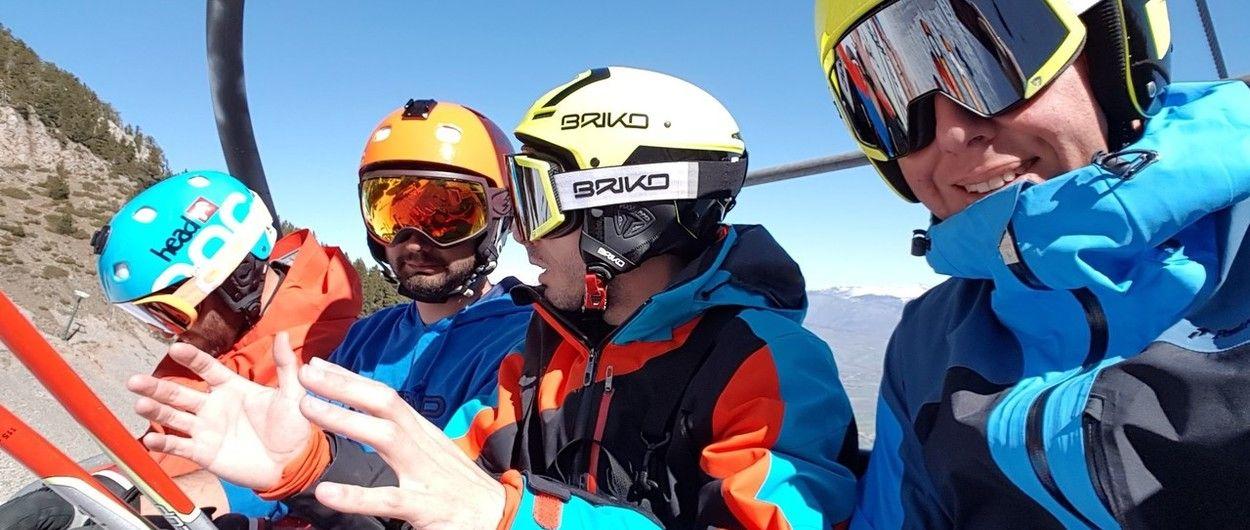 ¿Esquiar gratis?¡Invito yo!