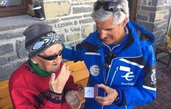 Chechu Fuentes: Probablemente el esquiador más longevo de España