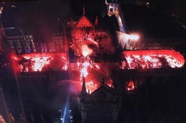 La Clusaz donará la recaudación del día 28 a la Catedral de Nôtre Dame