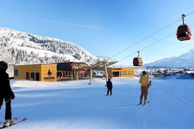 Kitzbühel invierte 27,5 millones de euros en el nuevo Fleckalmbahn
