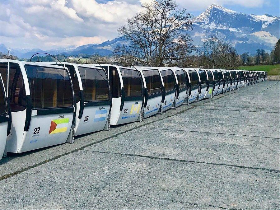 Cabinas de Kitzbuhel
