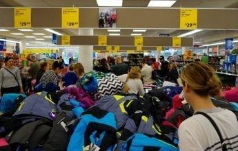 Aldi ya es quien más material de esquí vende en Australia