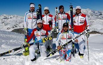 Equipo Oficial Francia esquí alpino temporada 2017-2018
