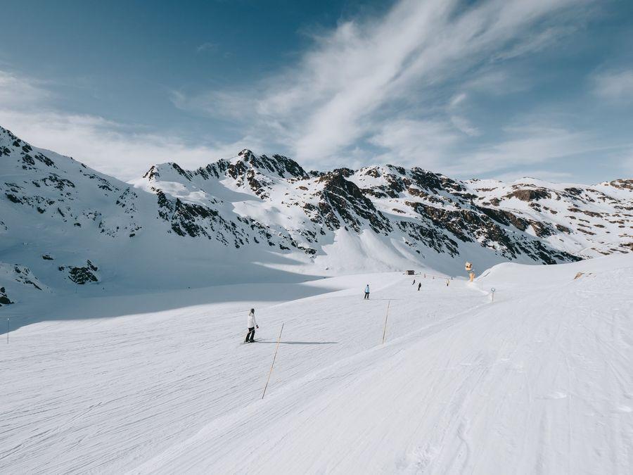 pistas de esquí en Ordino arcalís