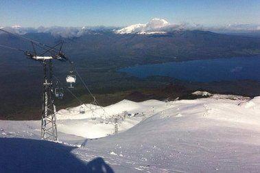 Centros de ski Volcán Osorno y Antuco anuncian su apertura para el 20 de Junio
