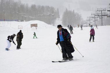 Estados Unidos registra una fuerte bajada en días de esquí vendidos