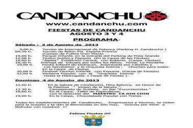 Fiestas de Candanchu 2013 !!!