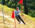 Esquiar en Pajares en pleno mes de Agosto