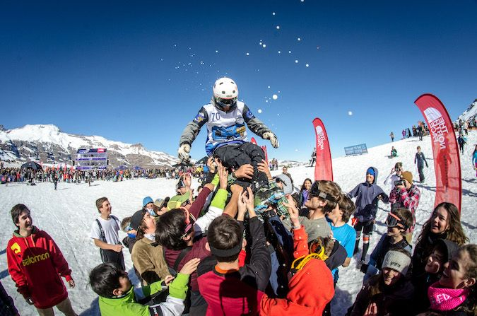 The North Face Chilean Freeride Championship 2018