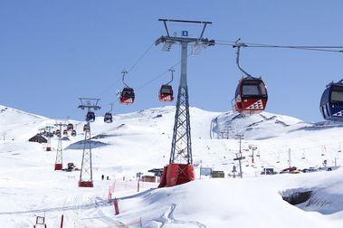Pronósticos meteorológicos para Valle Nevado