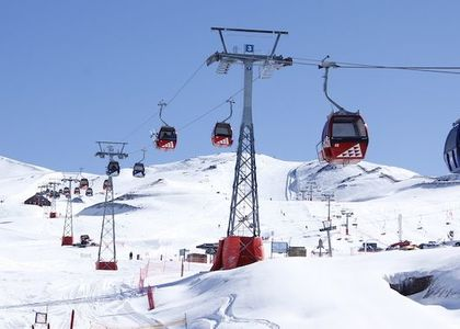 ¡Gana Tickets para Valle Nevado!