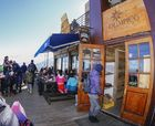 En La Parva no te pierdas el Café Restaurant Olímpico