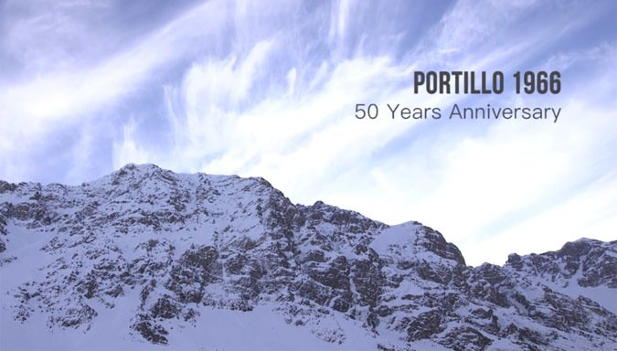Video documental del Mundial de ski Portillo 1966
