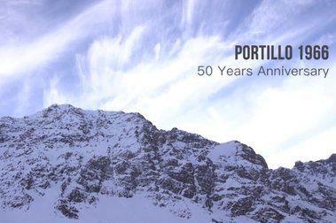 Video documental del Mundial de ski Portillo 1966