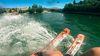 Sobrevivir al verano: esquí acuático