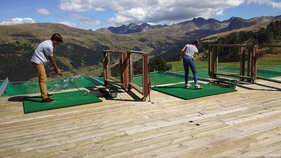 golf altura