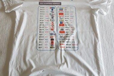 Diseñando... una camiseta de la Copa del Mundo
