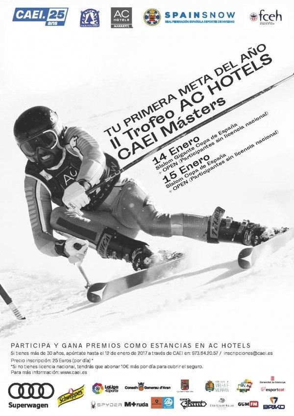 II Trofeo AC Hoteles - Másters