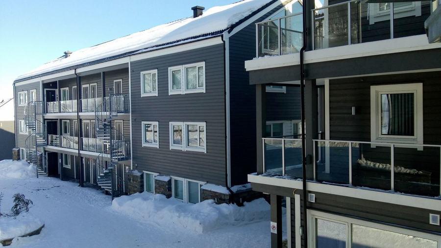 De Esquí y Turismo por Noruega