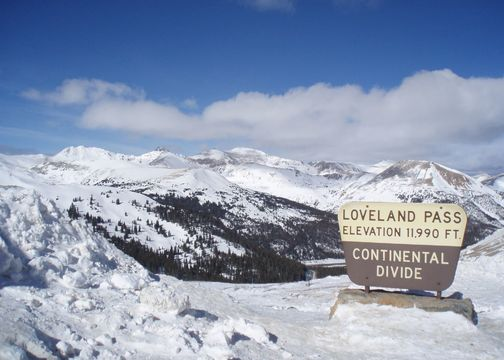Arapahoe Basin y Loveland Pass (Colorado)