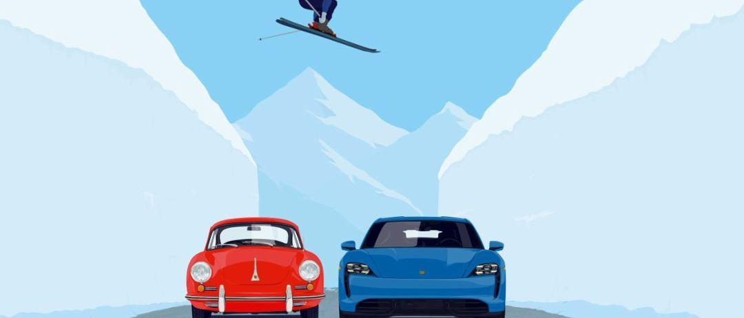 Svindal recrea de nuevo el salto de Porsche