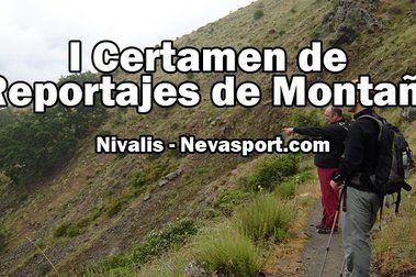 I Certamen de Reportajes e Historietas de Montaña