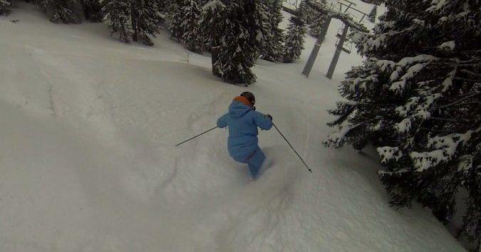 Cuatro campos en los que mejorar nuestro esquí