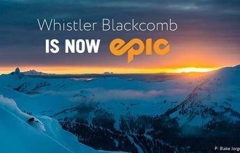 Vail Resorts incorpora a Whistler-Blackcomb en el Epic Pass