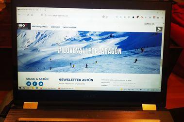 Astún y Candanchú tendrán la web conjunta esta próxima temporada de esquí