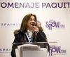 Imágenes y video del homenaje a Paquito Fdez. Ochoa