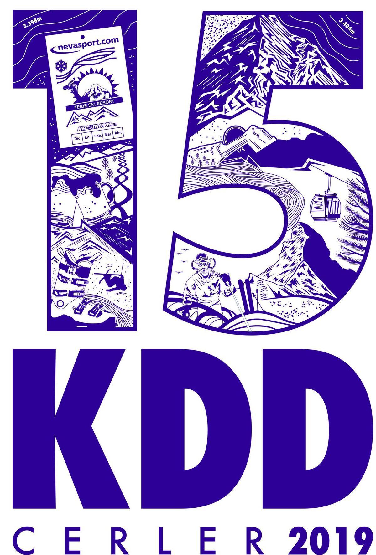 XV KDD Cerler
